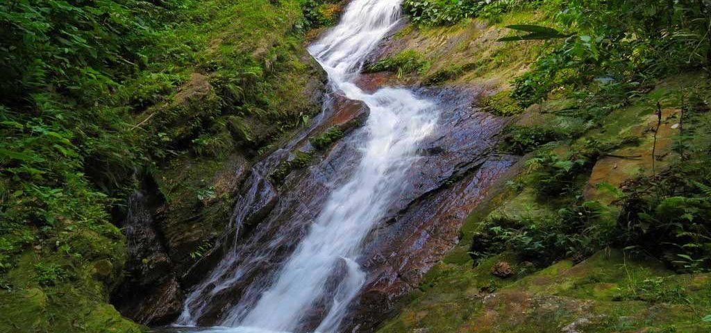 Catarata Salto de la Bruja